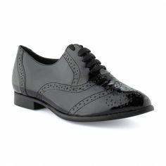 Chaussures à lacets noires pour Femme : Chaussures à lacets Naf Naf -