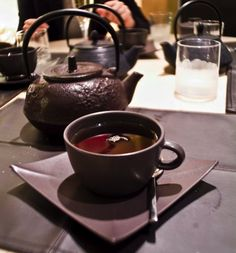 Tea For Three At Birks Café | Tourisme Montreal