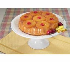 Pineapple Upside Down Cake Pan