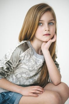 Fashion Kids. Модели. Анфиса Кафтанова