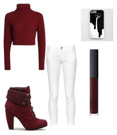 """Untitled #321"" by liyahpooh ❤ liked on Polyvore featuring French Connection, NARS Cosmetics, women's clothing, women, female, woman, misses and juniors"