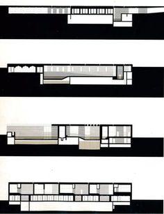 Peter Zumthor Wohnhaus und Atelier, Haldenstein
