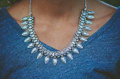 Banjara Keri Metal Necklace by LaMirraFashion on Etsy, $14.40