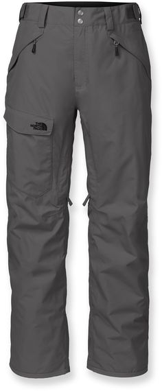 The North Face Male Freedom Insulated Snow Pants - Men's