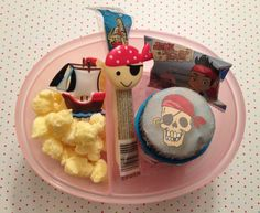 Pirate Toddler Bento / Jake and the Neverland Pirates