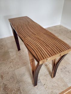 These exquisite one of a kind hand-crafted table is made from reclaimed oak wine barrel staves and a Wine Barrel Chairs, Whiskey Barrel Table, Wine Barrel Furniture, Wine Barrels, Bourbon Barrel, Wine Cellar, Barrel Projects, Wood Projects, Woodworking Projects