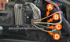 Page 1 of 3 : How to Test the GM Ignition Control Module Symptoms of a BAD Ignition Module and Ignition Coil. Truck Repair, Engine Repair, Custom Chevy Trucks, Classic Chevy Trucks, Chevrolet Silverado, Automotive Seat Covers, Automotive Carpet, Car Ecu, Engine Control Unit