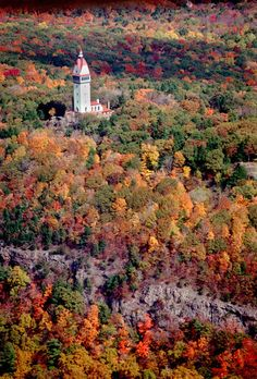 Talcott Mountain State Park/ Heublein Tower, Simsbury CT http://www.ct.gov/dep/cwp/view.asp?a=2716=325272