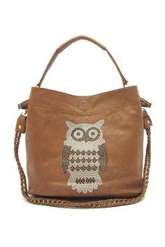 Owlicious Tote #owl