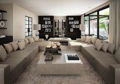 Concept / Living Room / Eric Kuster / Metropolitan Luxury