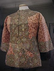 Pelisse, Hungarian costume, belonged to Gabor Bethen, a prince of Transylvania, around 1620