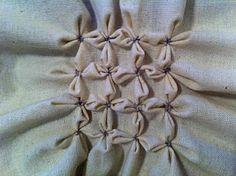 Peter Hale Cooney III: Fabric Manipulation Experimentation