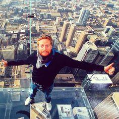 I have nightmares about things like this. Haaaate vertigo!