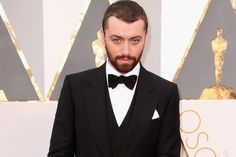 """Sam Smith hoped to show support for the LGBT communitywhen hewon the Oscar for Best Original Song.""""I read an article by Sir Ian McKellen andhe said that ..."""