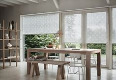 Indoor Blinds, Diy Blinds, Fabric Blinds, Curtains With Blinds, Blinds Ideas, Outdoor Patio Blinds, Living Room Blinds, Bedroom Blinds, House Blinds