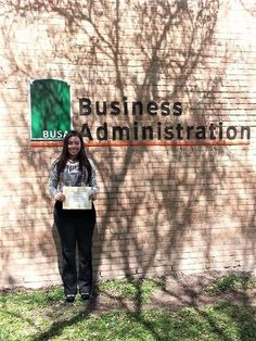 """""""When I walked through UTPA the first time I remember thinking how it will be the day I graduated or the day I would finally have on my hands the degree I pursue with effort for so long. Today I can proudly say that I'm part of UTRGV and will always be. My major is Business Management and I decided to go into this field because I like working people. I see myself starting a business here in the valley providing job opportunities for the community.  The greatest obstacles for me when pursuing…"""