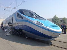 #Polish borders high speed rail study #ALSTOM #HSR #railway #RollingStock #Highspeed #Highspeedrail