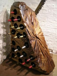 Wine stump