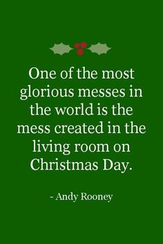 It is and I love it! Bows and paper flying thru the air, the laughter, screams of joy and the inevitable shout that someone has lost a present as all jump in to find it! Christmas is truly a day for hearts to fill to overflowing love!