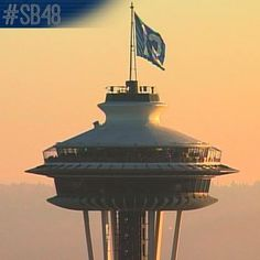 """What a gorgeous day to celebrate in Seattle! "" via KING 5 on Facebook - 1-20-14"