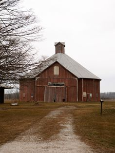 Old Farm Barn  .....rh