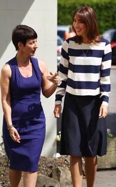 Samantha Cameron Bikini: British First Lady's Swimsuit Is Super Cute (PHOTOS)