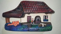 Polymer Project, Manila, Costa Rica, Ceramics, Pura Vida, Craftsman Houses, Clay Tiles, Painted Ceramics, Napkin Holders