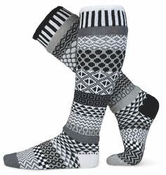 Solmate Knee Socks - Midnight