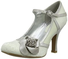 Ruby Shoo Womens Belle Court shoes B00OGL36L4