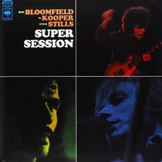 Mike Bloomfield, Al Kooper & Stephen Stills Super Session LP Vinil 180 Gramas Speakers Corner Pallas EU - Vinyl Gourmet