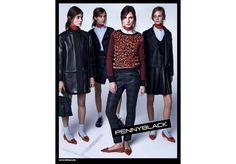 Discover Pennyblack F/W Campaign