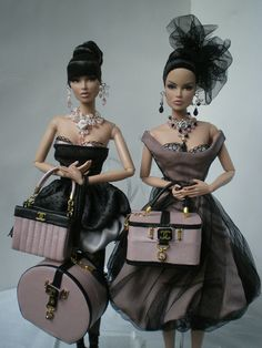 Luxe Life and Monaco Royale, Parker Posey Dolls.