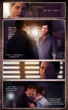 Oh wow so I was going through my Supernatural board and theres a few pictures that em belong in here haha ;)