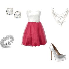 """Prom"" by madelyn-gomez on Polyvore"