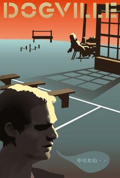 Dogville. Lars Von Trier best work!