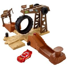 Disney Cars Story Sets Mater's Challenge Playset $14.99