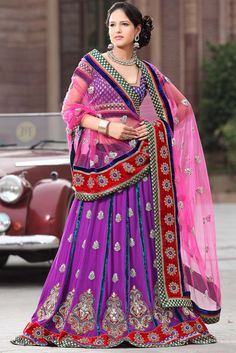Winsome Style Georgette Lehenga  Complete Lady Measurement  price:$528................363GBP.  28000 INR....907.FJD  http://www.indiantrendz.com