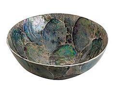 Centro de mesa en resina I - multicolor