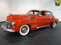 1941 Cadillac Series 62 4-Door Sedan | Hemmings Motor News..Re-pin...Brought to you by #CarInsurance at #HouseofInsurance in Eugene, Oregon