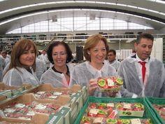 Biosabor, proveedor ecológico de catering escolar, amplía su producción en Níjar
