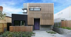 Completed in 2016 in Malvern, Australia. Images by Jack Lovel                . This new home is in Malvern, and sits on a tight lane, with small street setbacks to most properties, with a sense of inner city living. This home...
