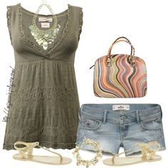 """""""Untitled #989"""" by mzmamie on Polyvore"""