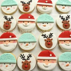 Christmas Cookies by Naghma