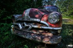 https://flic.kr/p/JKqgnH   Life is too short to drive boring cars   1951 Pontiac Chieftain