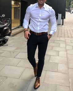 Men with class cc: menwithclass casual outfits for Formal Men Outfit, Formal Dresses For Men, Casual Wear For Men, Mens Fashion Wear, Classy Mens Fashion, Feminine Fashion, Trunks Underwear, Style Masculin, Man Dressing Style