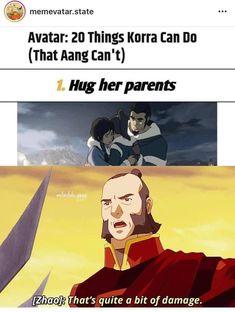 Avatar Legend Of Aang, Korra Avatar, Team Avatar, Legend Of Korra, Avatar The Last Airbender Funny, Avatar Funny, Avatar Airbender, Crazy Funny Memes, Really Funny Memes