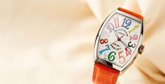 My art deco admiration and monochromer habits have always had me on Team Casablanca considering Franck Muller's selections. But it is party season after all, so I am easing up on the classic palette and eyeing off a completely different proposition. The Color Dreams collection is a parade of w...