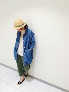 今の時期にピッタリ!シャツコート♬ | 熊本パルコ店 | POU DOU DOU ショップブログ