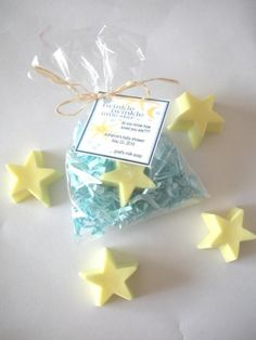Twinkle Twinkle Little Star Baby Shower Favors by brownbagbathbars