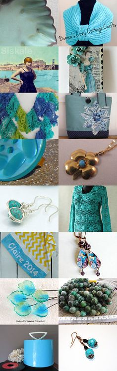 Where the Sea Meets the Sky by Margie on Etsy--Pinned+with+TreasuryPin.com